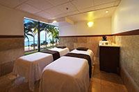 Ocean-view Treatment Room